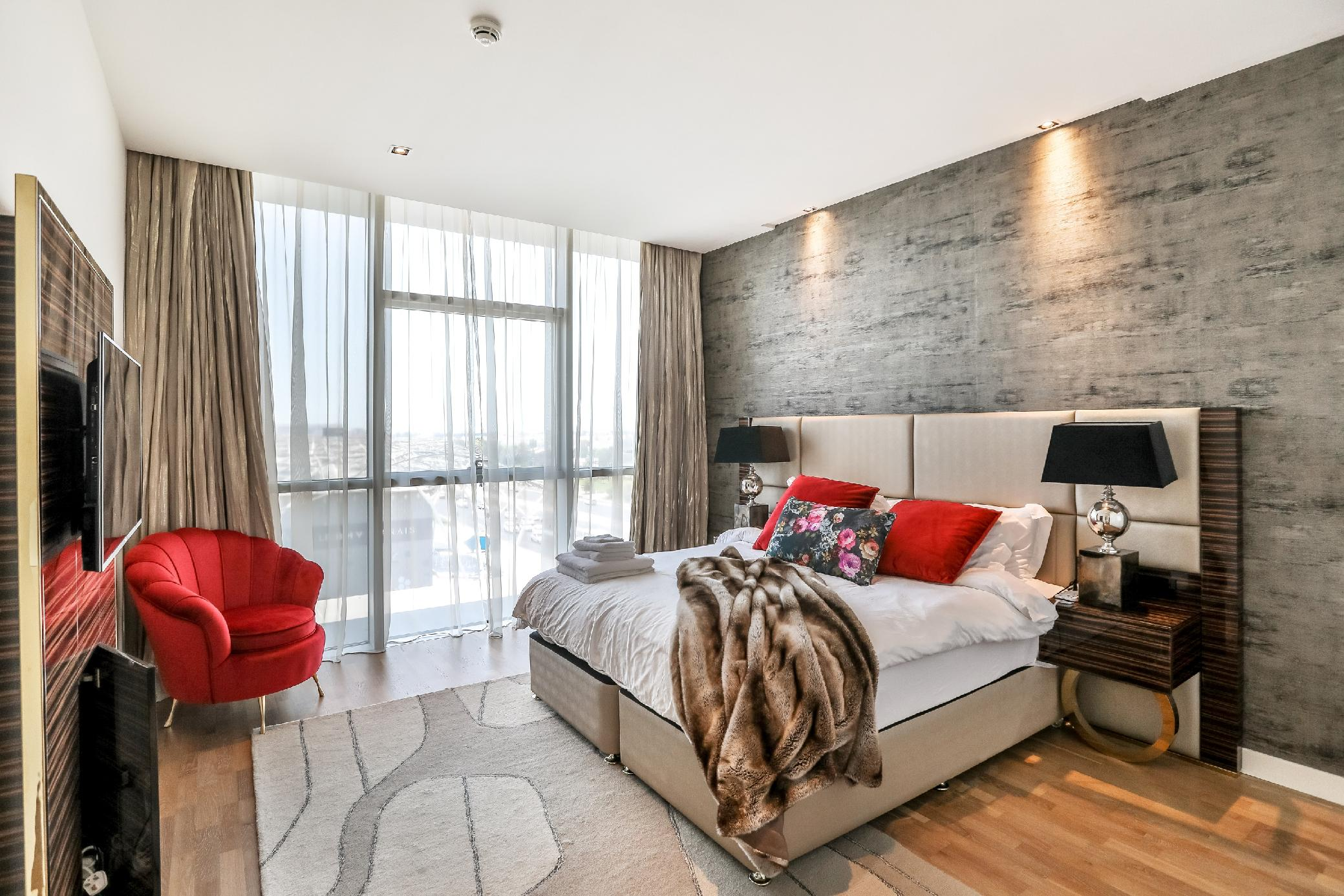 Apartment Superior 2BR with amazing Boulevard View in City Walk B1 304 photo 10953728