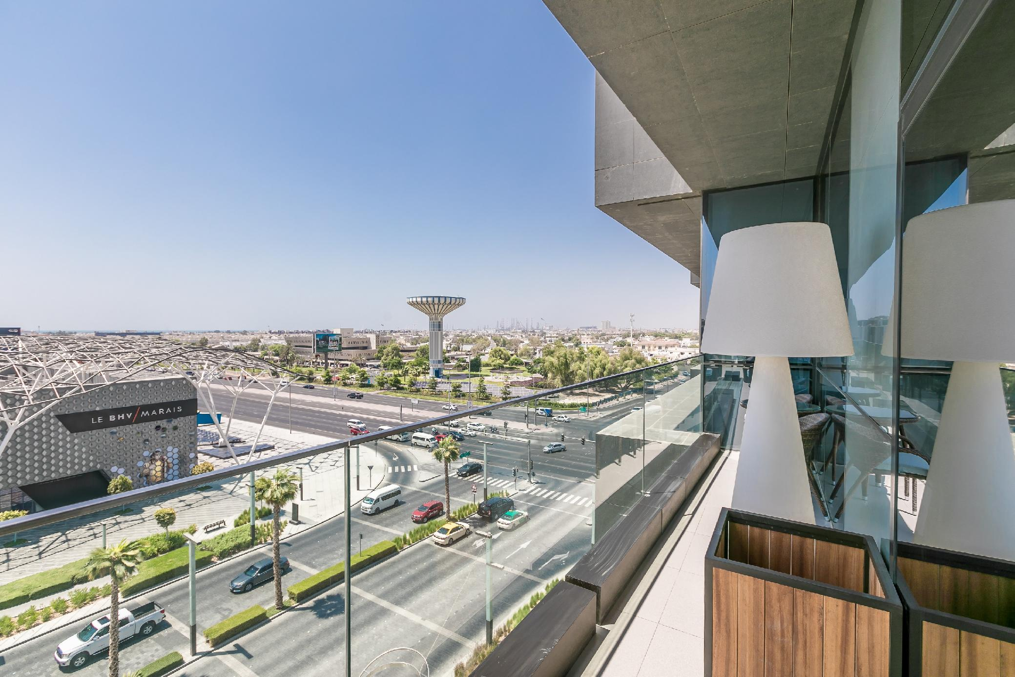 Apartment Superior 2BR with amazing Boulevard View in City Walk B1 304 photo 11074892