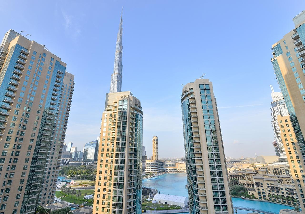 Apartment Starlight  Ease by Emaar    Amazing 1 Bedroom     photo 31797326