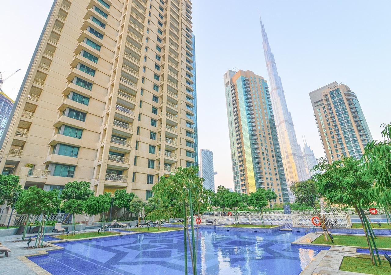 Apartment Masterpiece  Ease by Emaar    Beautiful 1 Bedr    photo 31786318